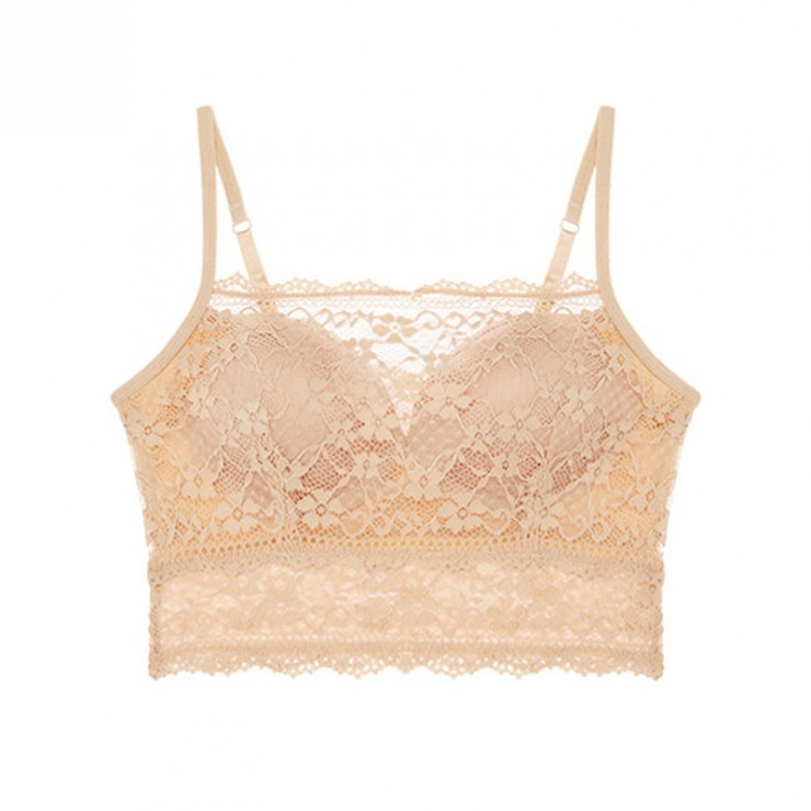 PeachSkin Lacy Magic Lift Bralette (2mm Padded)