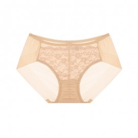 PeachSkin Lacy Magic Seamless Hiphugger Panty