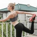 Charcoal Sporty Lulu Bralette