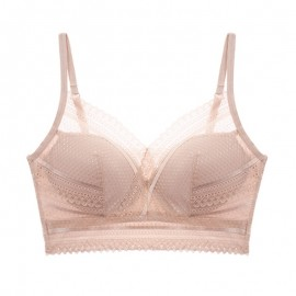 Beige Comfort Coolsilk Bralette (2mm Padded)