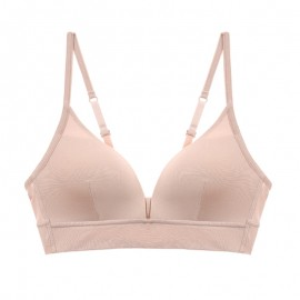 Beige Skinny Coolsilk Bralette (2mm Padded)