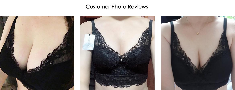 Black Lacy Comfort Bralette_01