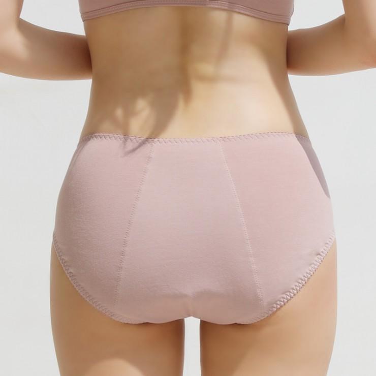 Pinkiskin Cotton Menstrual Period Panty