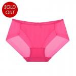 Pink Sporty Lulu Hiphugger Panty